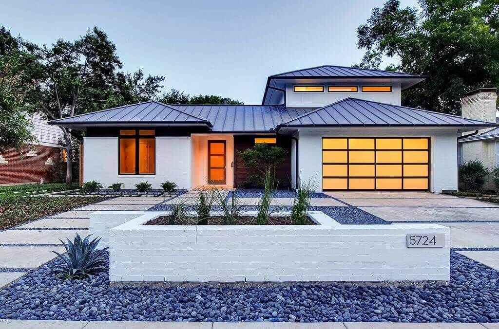 Best Image Result For Modern Prairie Style Home Metal Roof 400 x 300