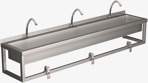 Great Wall Mounted Wash Trough Our Stainless Steel Wash Troughs Are Built For  Heavy Use. Easy To Install And Manufactured From 304 Grade Stainless Steel,  ...