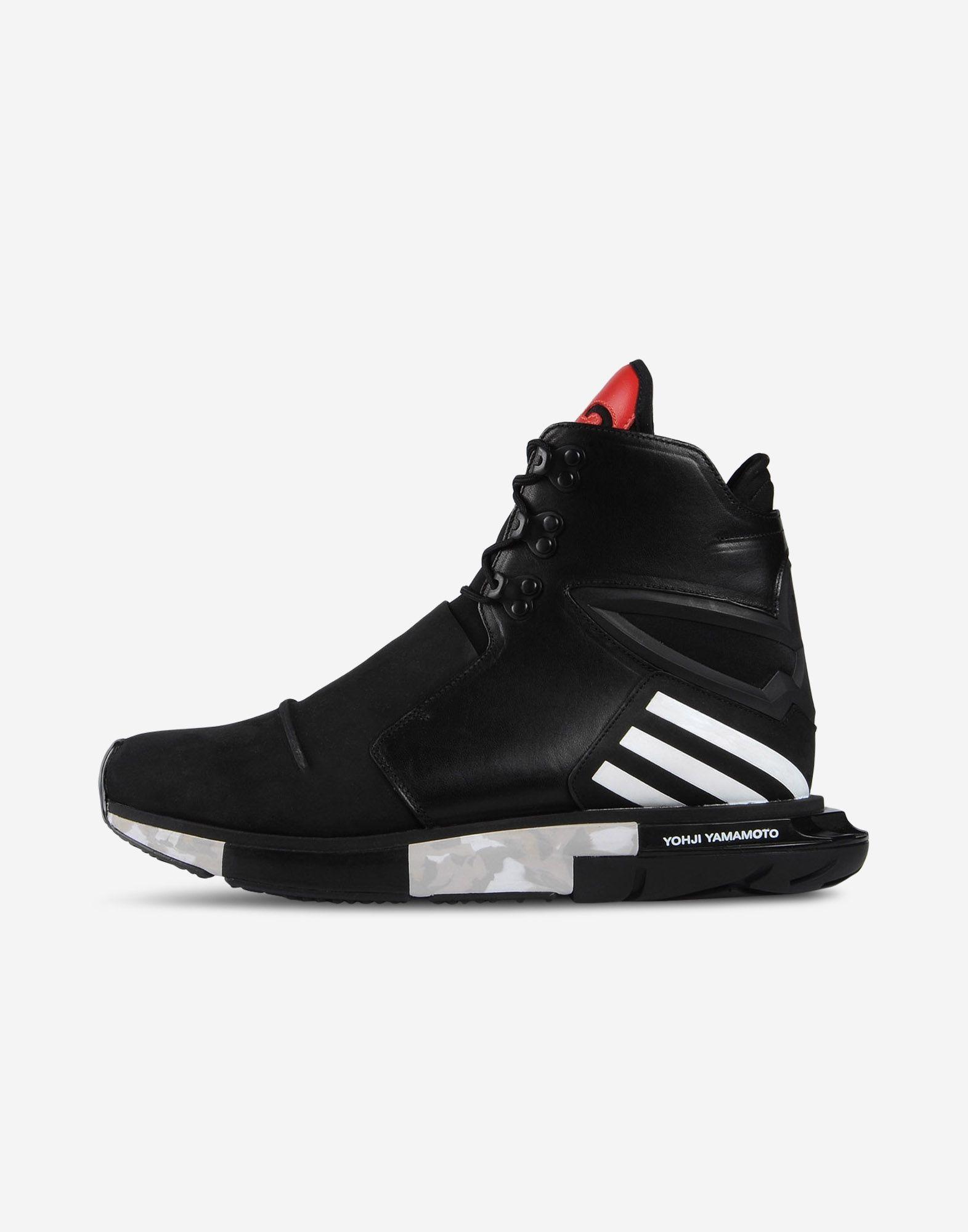 7844743ab9 Adidas Y-3 HAYEX HIGH Yohji Yamamoto Shoes, Adidas High Tops, Shoe Story