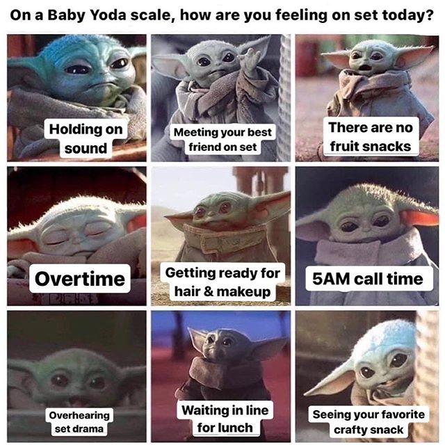 So Where Do The Snacky Snacks Come From R Babyyoda Baby Yoda Grogu Yoda Funny Yoda Meme Yoda Images