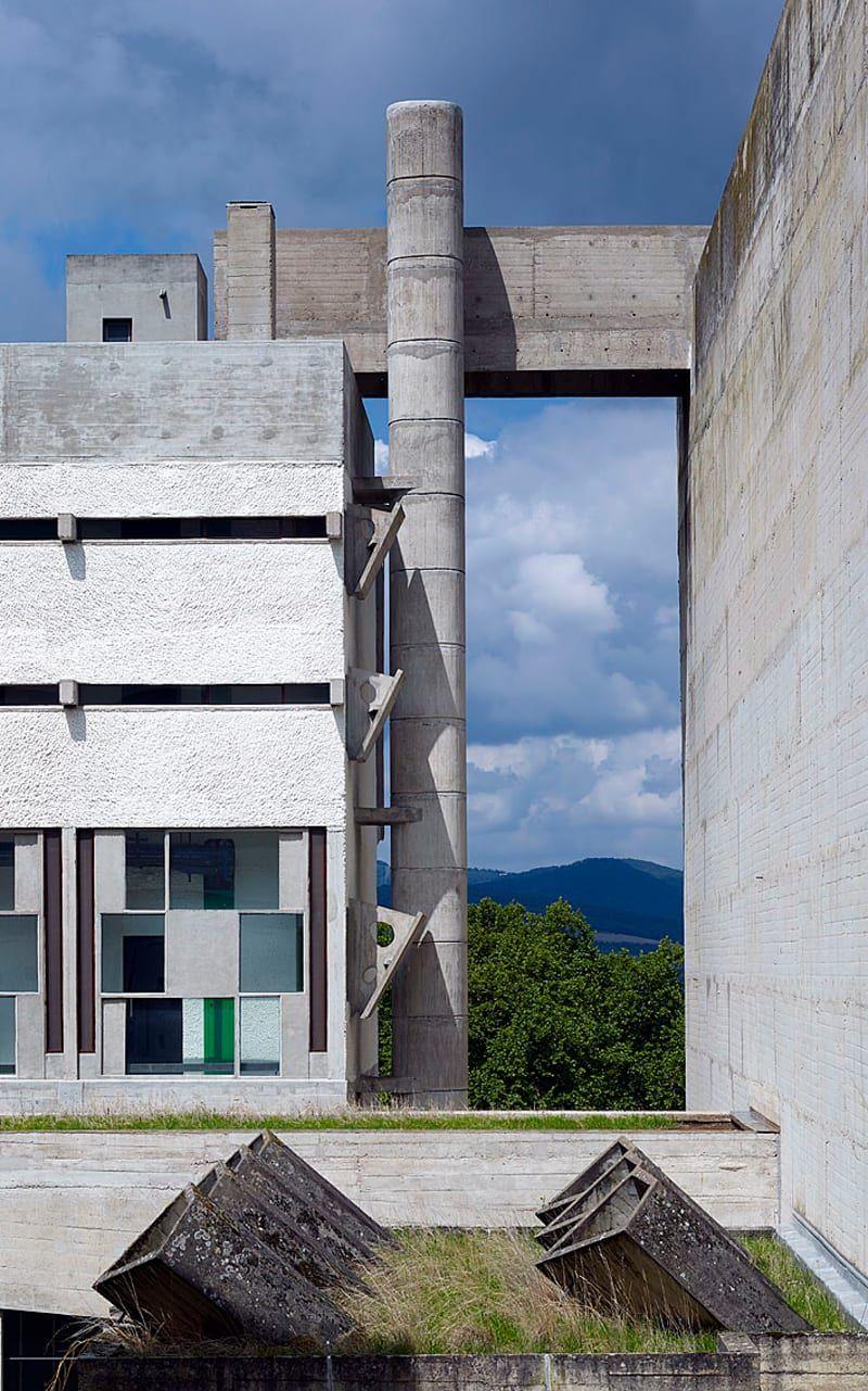 Le Corbusier, Cemal Emden · Couvent Sainte-Marie de la Tourette