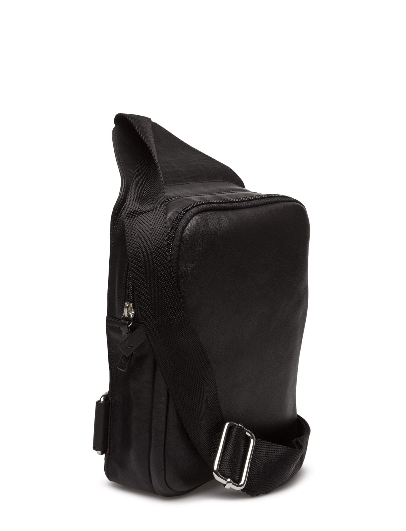 Vagabond leather backpack