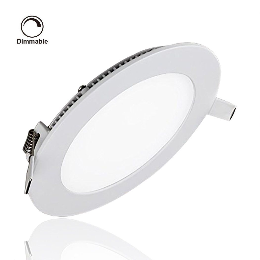 Sandg Dimmable Led Lights Round