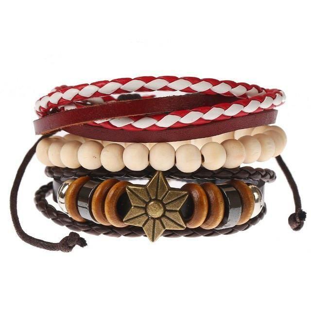 Glare Desire Stack Bracelet Set [18 Variants]