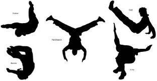 Resultado De Imagem Para Parkour Logo