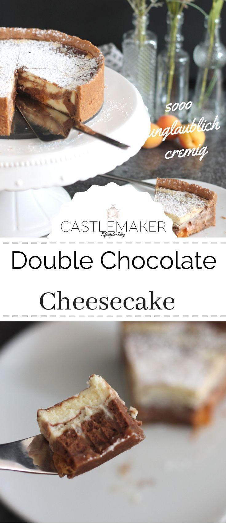 Photo of Heavenly creamy chocolate cheesecake – Chocolate Cheesecake «CASTLEMAKER Lifestyle Blog