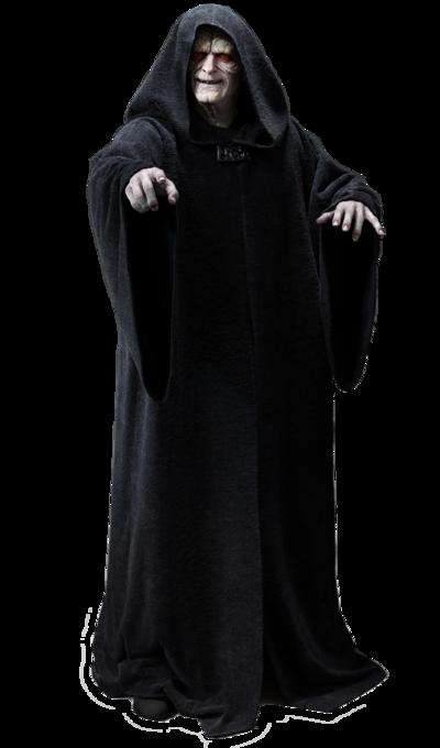 Emperor Palpatine Star Wars Episodes Nun Dress Fashion