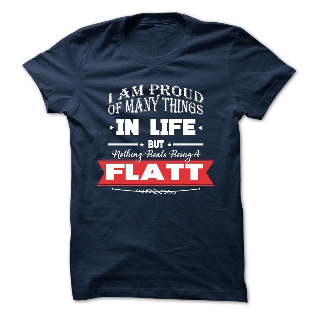 [Popular Tshirt name creator] FLATT Discount 5% Hoodies, Funny Tee Shirts