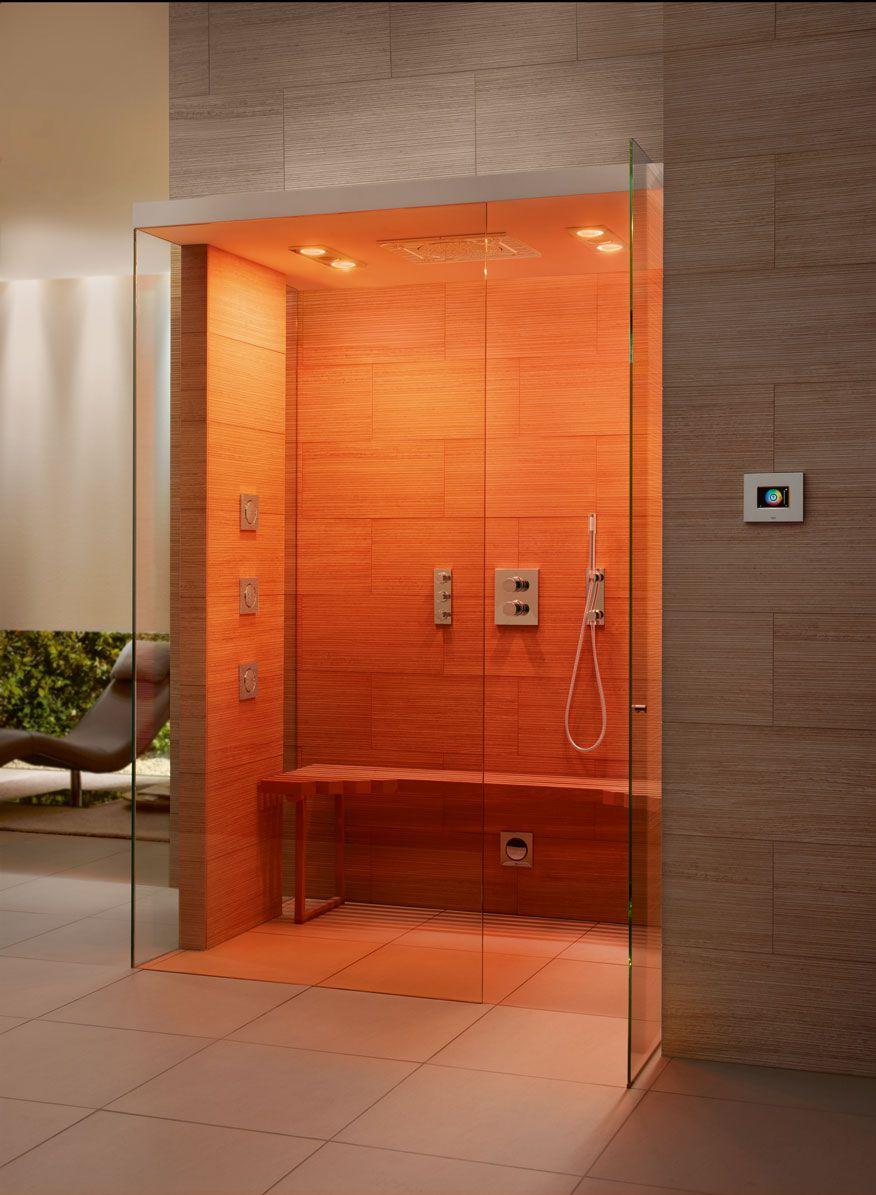 GROHE │Een uniek concept waarmee je je douche verandert in een ...