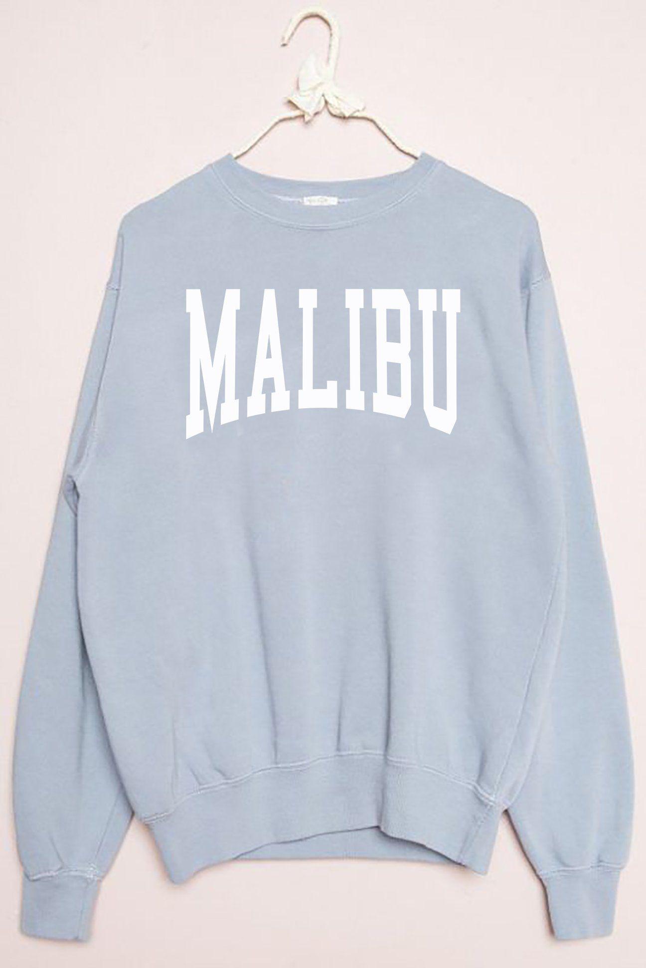 Malibu Sweatshirt in S T Y L E Pinterest Sweatshirts