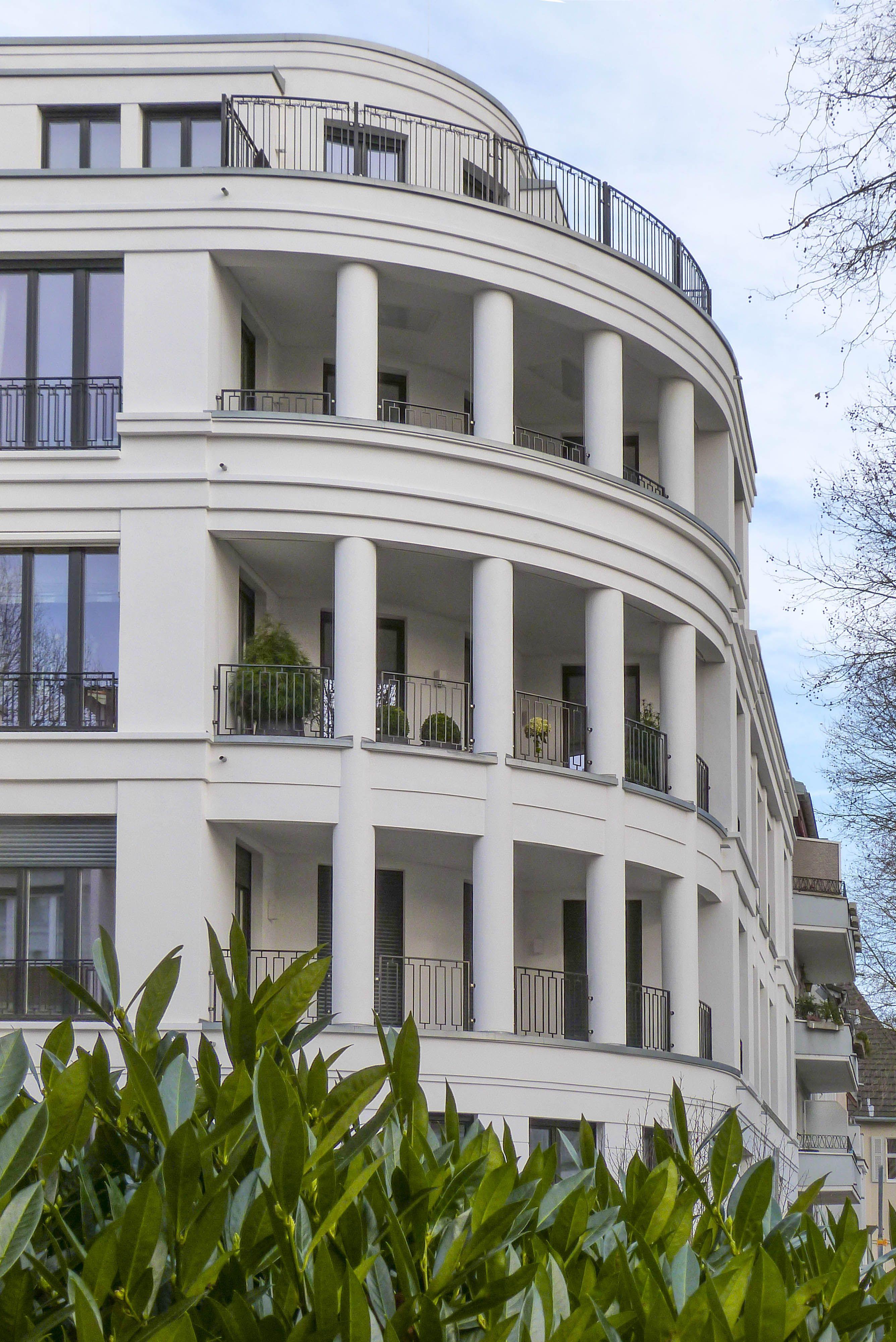Repräsentatives Mehrfamilienhaus in Düsseldorf