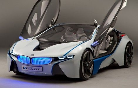 Bmw I8 Super Sport Cars Wallpapers