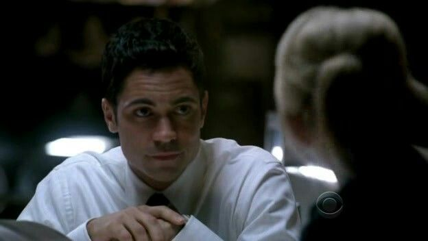 """Danny in """"Wednesday's Women /Cold Case """""""