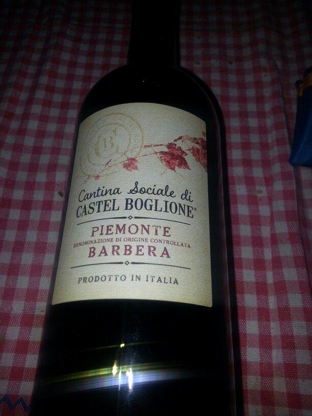 Italian wines Barbera