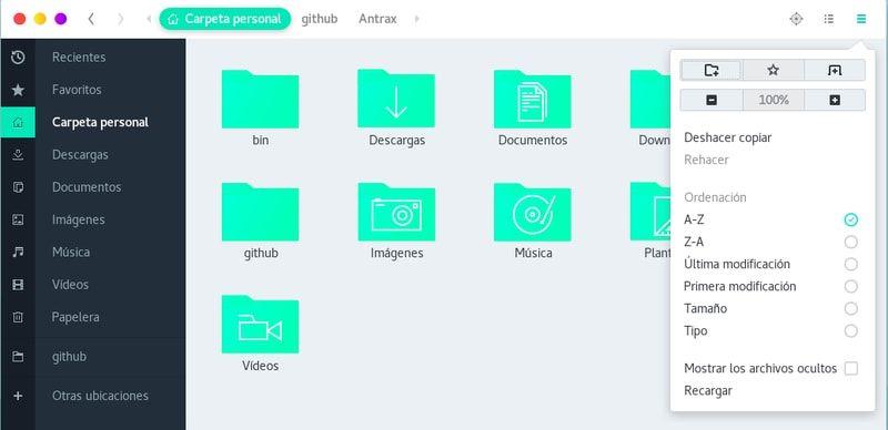 Aqua GTK Theme and Zafiro Icons Pack: A Classy Neon Nights