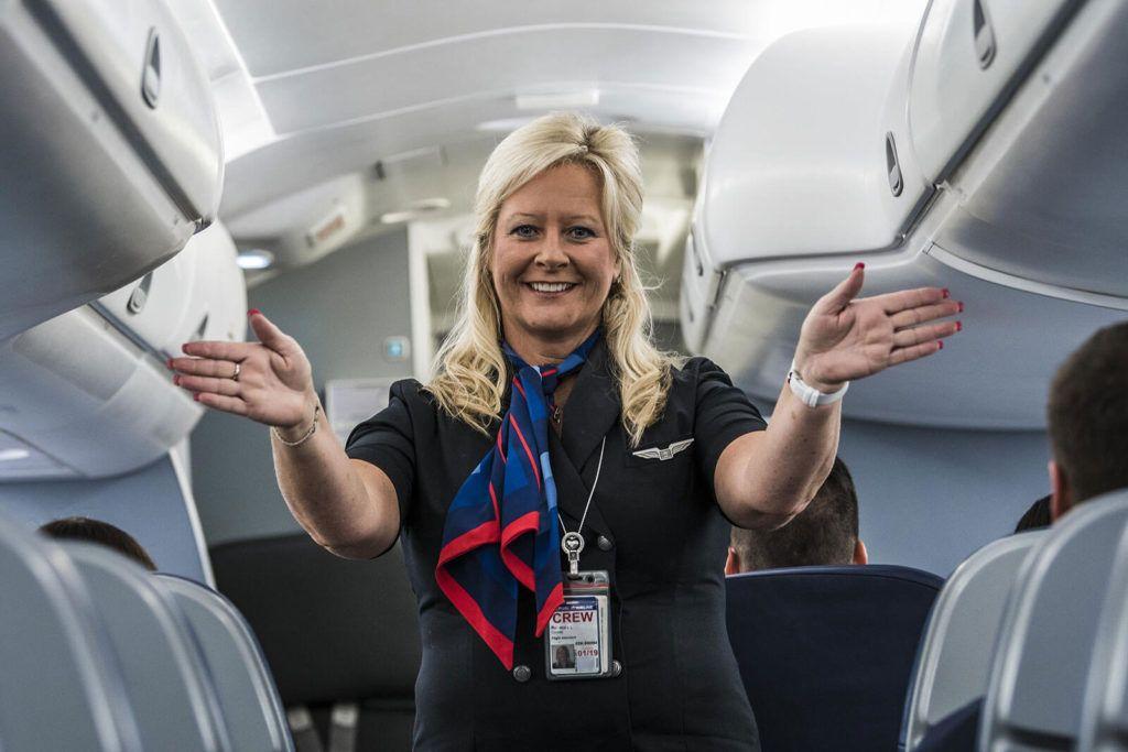 Flight Attendant Jobs Flight Attendant Republic Airlines Job Opening