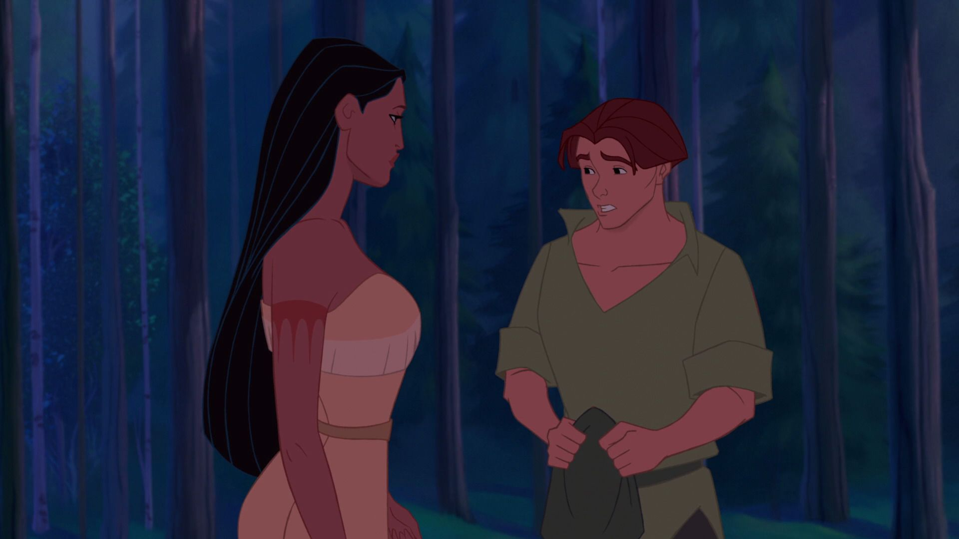 Pocahontas 1995 Animation Screencaps In 2020 Disney Pocahontas Disney Princess Pocahontas Disney Animated Films