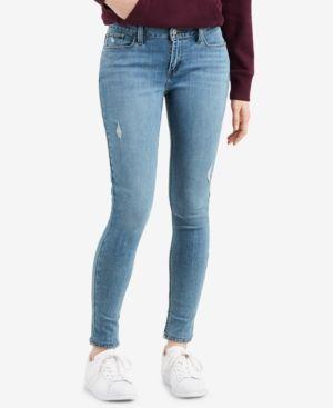 4e7eaf063b813 Levi s 535 Super Skinny Jeans - Blue 28