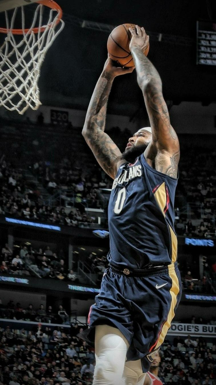 Demarcus Cousins wallpaper. Find this Pin and more ... 5d14034da