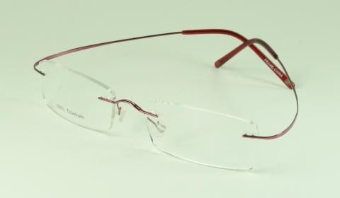 titanium eyewear  EyeGlasses4You.net Men\u0027s Rimless Titanium Eyeglasses Model # 412t ...
