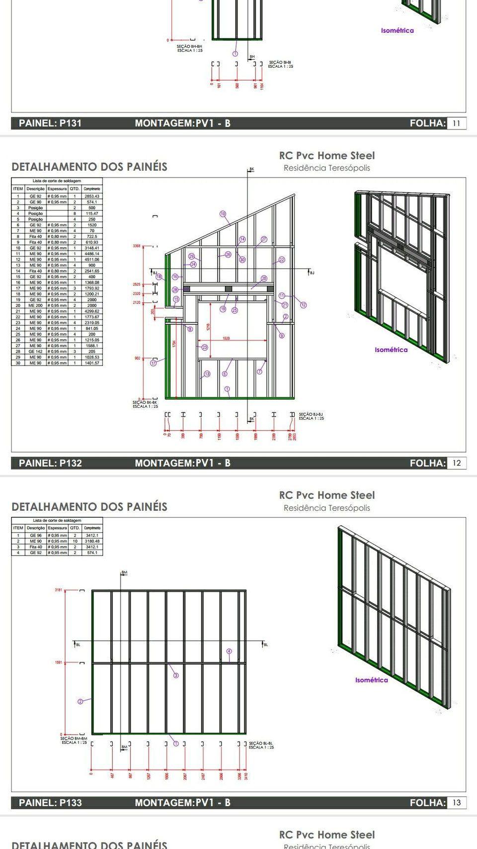 Viviendas En Perfiles Galvanizados Chilecubica Construccion En Seco Casas Planos De Construccion De Vivienda Casas Con Estructura De Acero