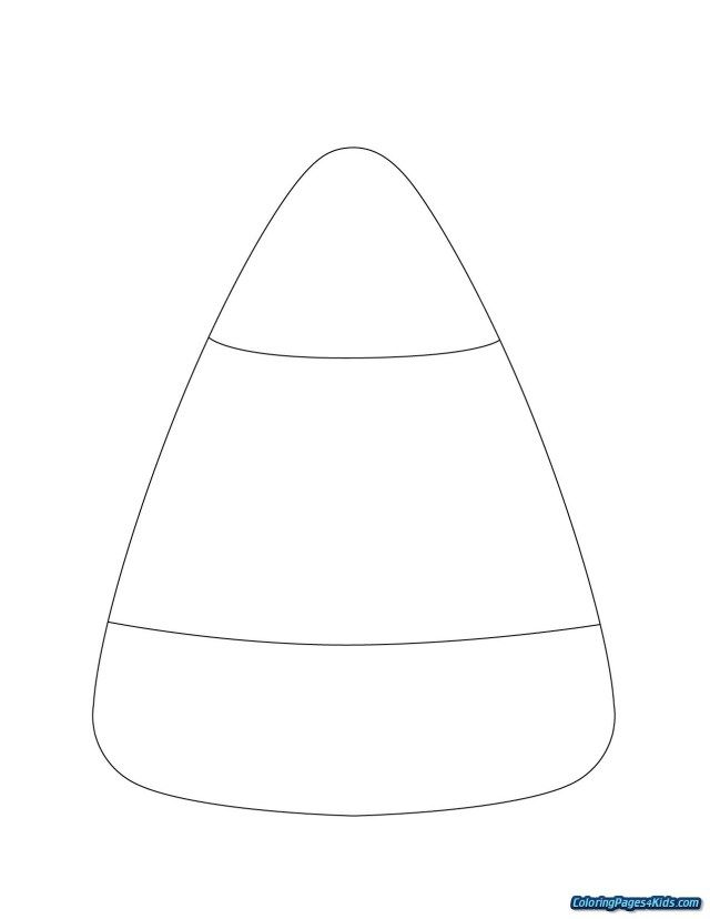 27 Inspired Picture Of Candy Corn Coloring Page Entitlementtrap Com Pictures Of Candy Corn Candy Coloring Pages Candy Corn