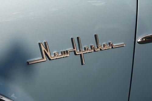 Love The Gorgeous Vintage Font On This Classic Chrysler New Yorker Car Vintage Car New Yorker Lettering Font C Chrysler New Yorker Vintage Fonts Vintage