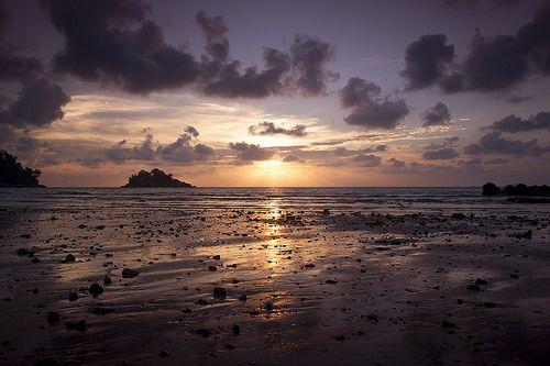 Tioman Sunset | Flickr - Photo Sharing!