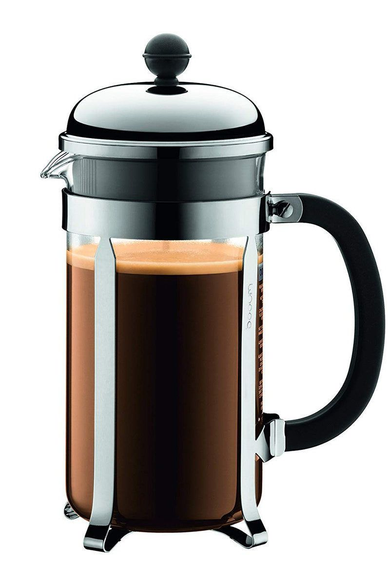 Bodum Chambord French Press Coffee Maker In 2020 French Press Coffee French Press Coffee Maker Chambord