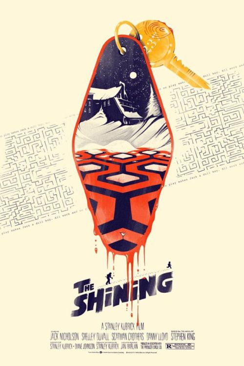 The Shining: Room 237 - Lyndon Willoughby | Movie poster ...