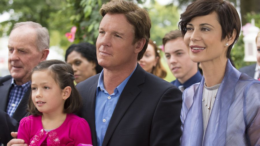 Why did 'Good Witch' kill off Jake? Catherine Bell explains