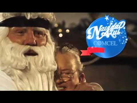 Comcel Navidad Azul Youtube Einstein Development Person