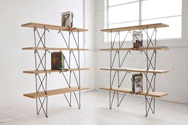 sam weller modern shelving
