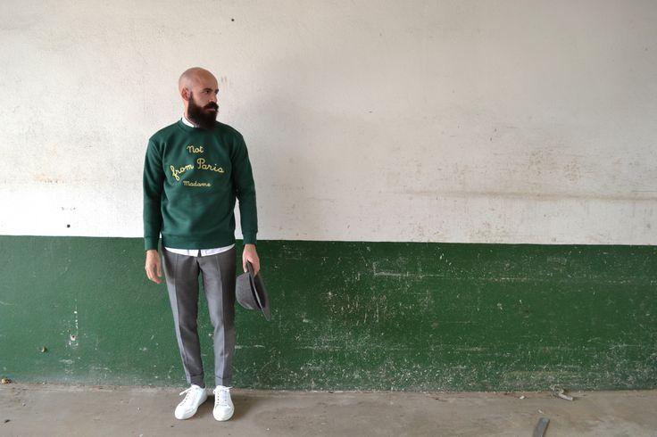 Kuvahaun tulos haulle Drôle de Monsieur jacket