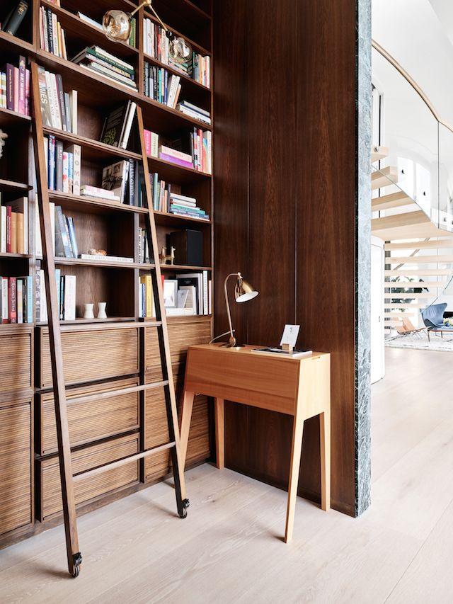 T.D.C Park Avenue Penthouse by Søren Rose Studio in 2020