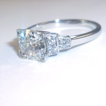 Cobwebs Galway Engagement Rings Antique Jewellery
