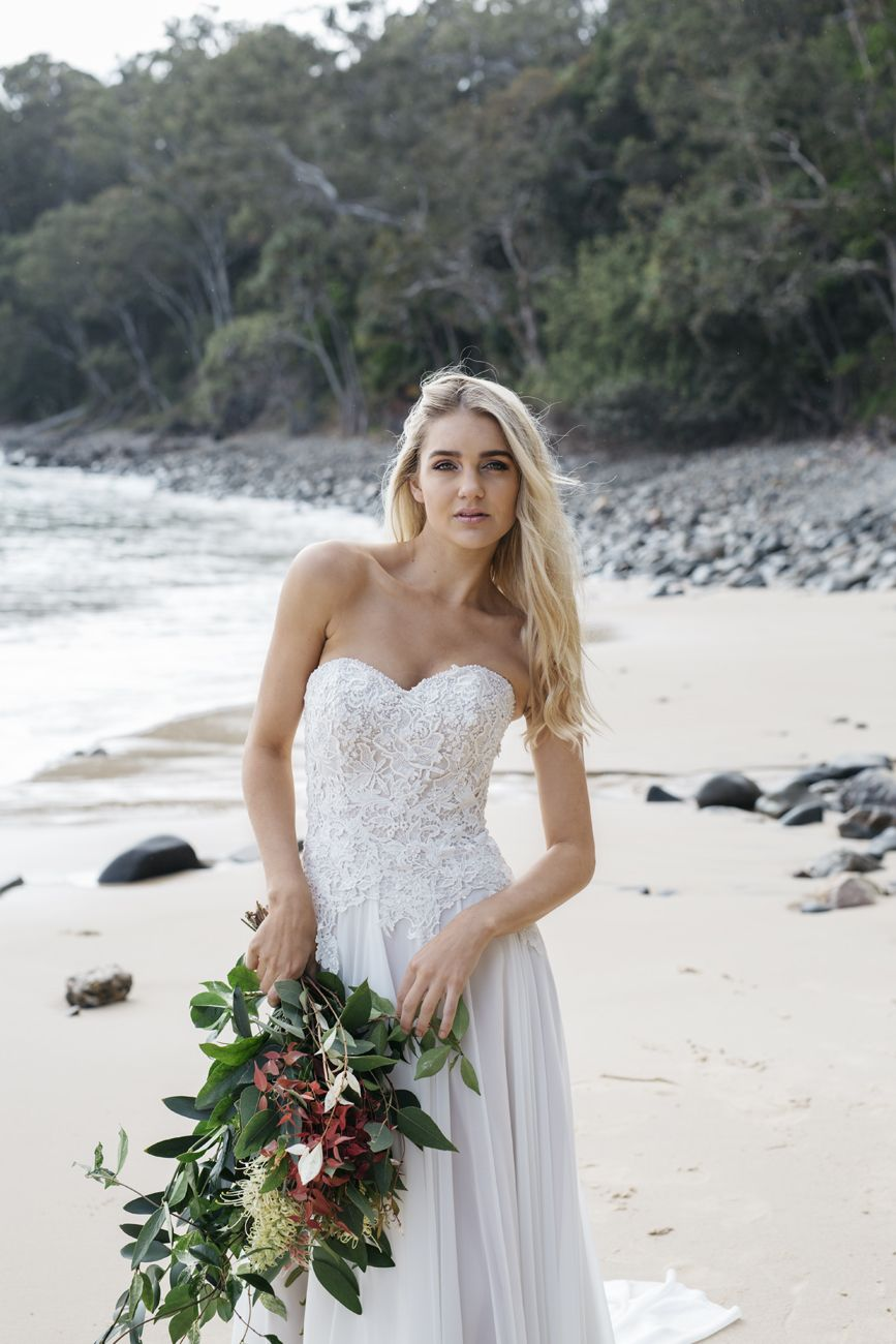 Available to order australian designer brides desire gown