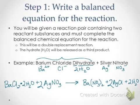 2 00g Prelab Chemistry Writing Chemical
