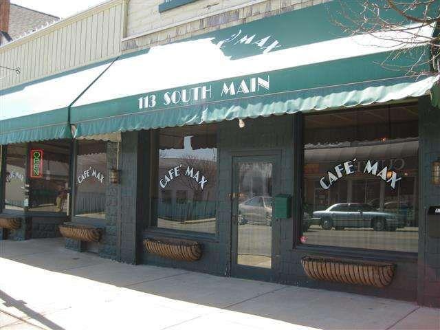 Cafe Max Culver Indiana