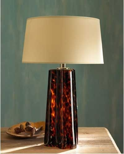 Tortoise Shell in the House | Shell lamp, Tortoise shell
