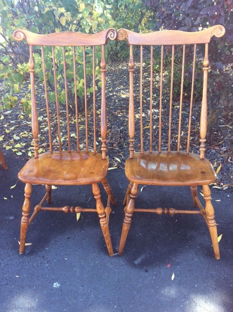 This Is The Patriot Comb Back Side Dining Chair In Cherry From The World Of Bob Timberlake I Have A Dining Chairs Bob Timberlake Furniture Side Chairs Dining