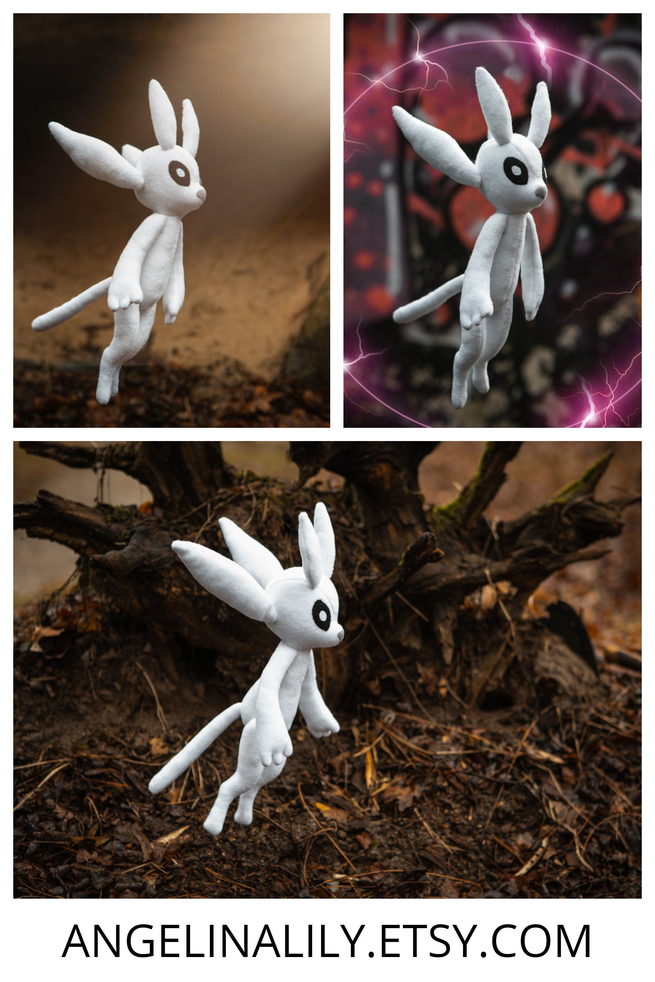 Monsters Ori Plush Ori And The Blind Forest Ori And The Blind Forest Art Ori Plushie