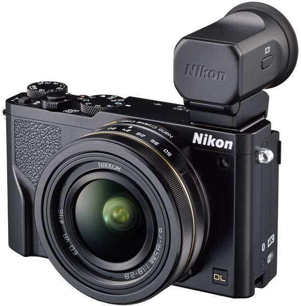 First Look Nikon Goes Big Sensor In New Posh Compact Digital Camera Line Digital Camera Magazine Best Digital Camera Digital Camera