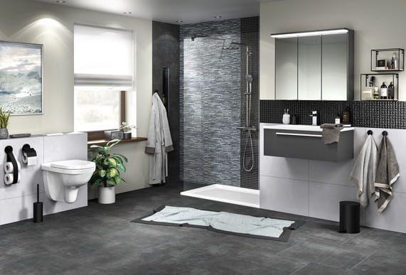 Badplaner – jetzt Badezimmer planen mit OBI   Badezimmer ...