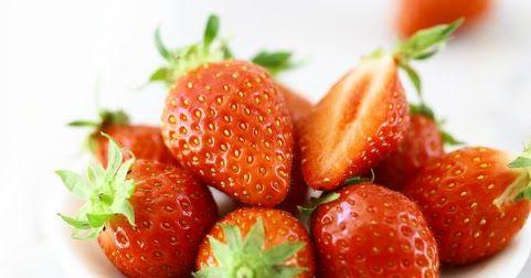 Plus de 30 dées recettes avec des fraises : crèmes, tartes, fraisiers, glaces, boisson...