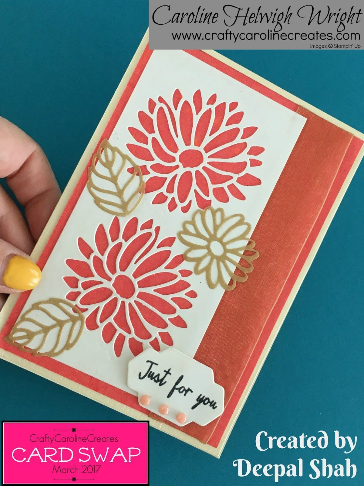 A Blog About Papercraft Using Mainly Rubber Stamps And Stampin Up Products By Busy Working In Didsbury Manchester