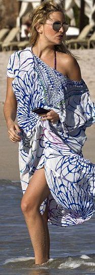 LipstickStarsAndKillerHeels: Beach Style