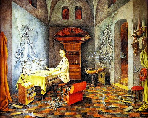 Del Renacimiento hasta nuestros dias: Remedios Varo.(1913-1963)