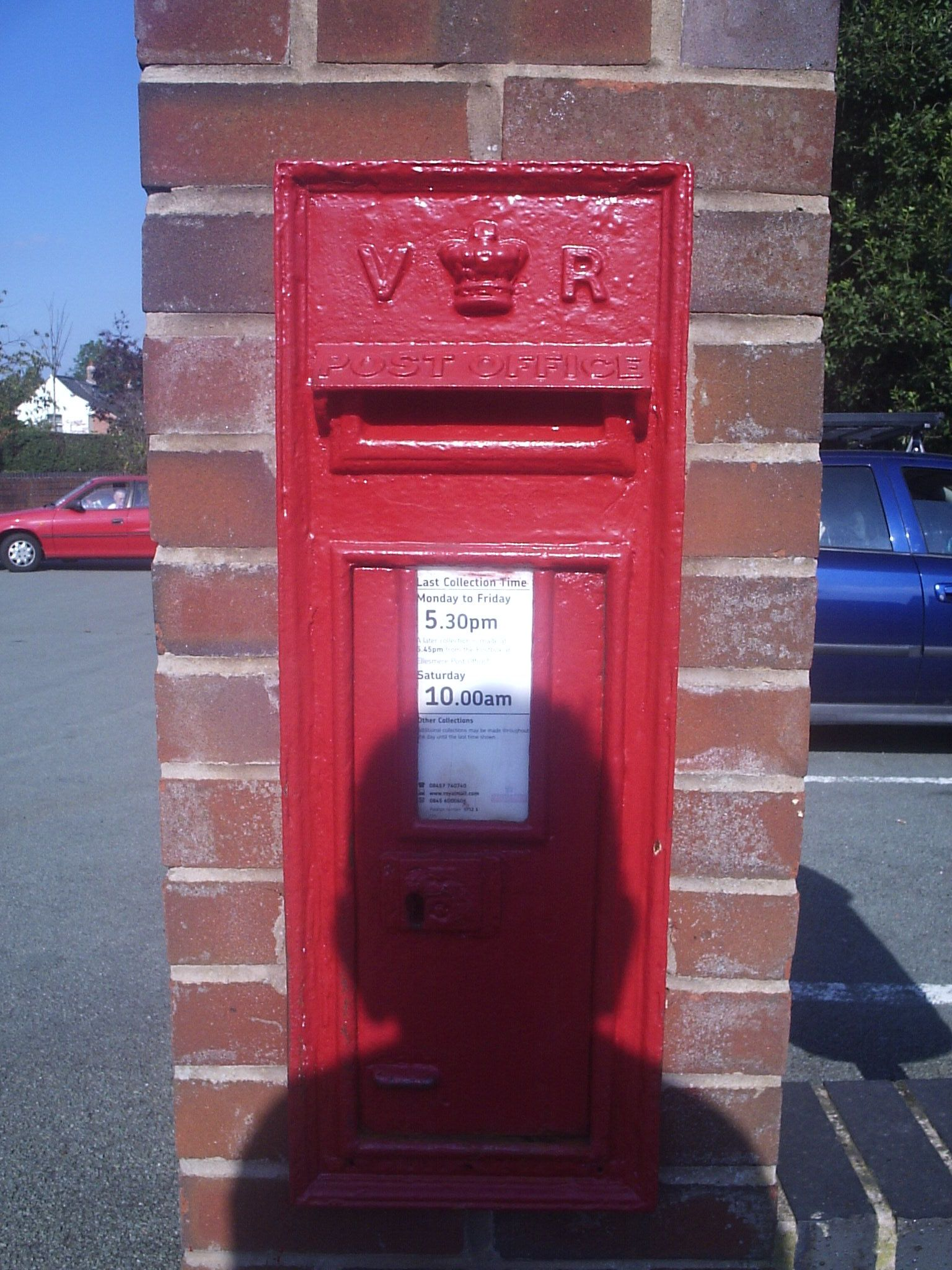 Winchester Post Office Hours