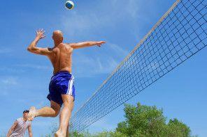 Get Beach Volleyball Ready